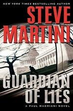 Guardian of Lies (1st Ed. Hardcover) Steve Martini 2009