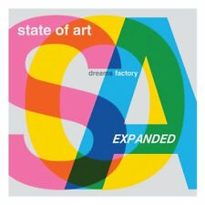 STATE OF ART - THE DREAMS FACTORY EXPANDED   CD NEW