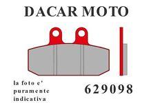 629098 COPPIA PASTIGLIE ANTERIORI MALOSSI APRILIA SCARABEO125 4T LC(ROTAX)1998->
