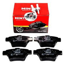 MINTEX REAR AXLE BRAKE PADS FOR PEUGEOT 207 307 MDB2951 (REAL IMAGE OF PART)
