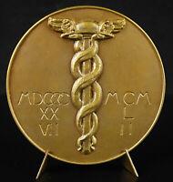 Medal 1952 Bank Antwerp Bank Antwerpen Belgium België Arthur Dupon - Medal