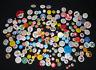 Huge Vintage Pinback Button Pin Lot
