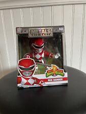 Power Rangers Metals Red Ranger
