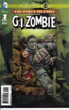 GI ZOMBIE   FUTURES END.....NM-....2014.....3D Cover! ......Bargain!