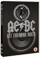 AC/DC - LET THERE BE ROCK LIVE IN PARIS 1979 BON SCOTT DIGITALLY REMASTERED DVD