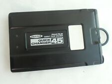 FUJI FILM (Fujifilm)  QUICK CHANGER 45 sheet film holder (back) -