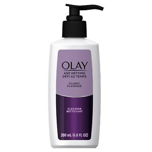 Olay Age Defying Classic Facial Cleanser, 6.8 fl oz