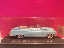 SOLIDO AGE D'OR SUPERBE BUICK SUPER 1950 CABRIOLET NEUF EN BOITE 1/43 W7