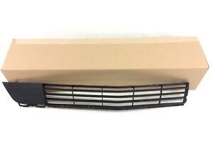 2011-2014 Lincoln MKX RH Center Black lower Bumper Grille Insert new OEM 17K945