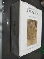 GG LIBRO: GIAMBATTISTA CASTI EPISTOLARIO a cura di ANTONIO FALLICO 1984