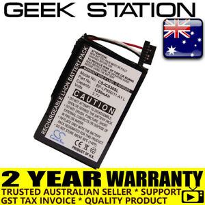 REPLACEMENT BATTERY FOR GPS NAVMAN S SERIES S30 S50 S70 S80 S90i MY75T MY85 XLT