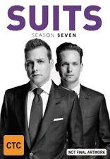 Suits : Season 7 : Part 2 (DVD, 2018, 2-Disc Set)