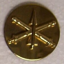 Hat Lapel Push Tie Tac Pin Army Air Defense Artillery collar insignia NEW