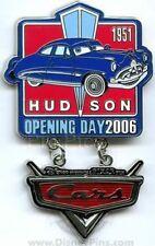 Disney Pin: DCL Disney/Pixar's Cars - Opening Day - Hudson (LE 750)