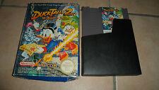 DUCK TALES 2 - La bande à Picsou - jeu NES en boîte - BE - VF