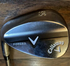 Callaway Forged 56 Degree Sand Wedge, steel shaft Lh