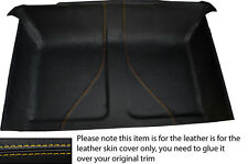 YELLOW STITCH REAR ROOF LINING HEADLINING COVER FITS LAND ROVER DEFENDER 90 110