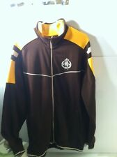 ECKO UNLIMITED--MENS ZIP UP JACKET--SIZE M--BROWN-------SHIPS FREE--EUC