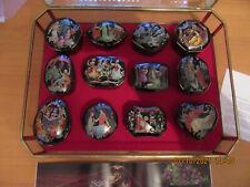Franklin Mint Spieldose/Uhr