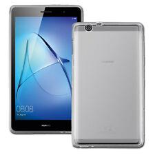 TPU Silikon Case für viele Tablet Transparent od. Matt Schutzhülle Tasche Cover
