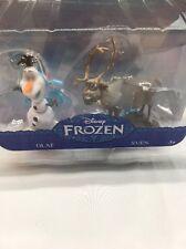 Disney FROZEN  Olaf Sven Keychain Bag Charm nib stocking stuffer G3