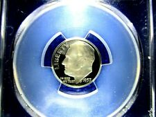 1957 DIME ROOSEVELT PR69 CAM<>DEEP CAM OBVERSE<>POP 14<>NONE HIGHER PQ+