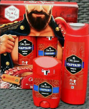 Old Spice Captain gift set showergel 250 ML, deo stick 50 ML for men