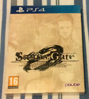 *New/Sealed* Steins Gate 0 Zero: Limited Edition, Playstation 4 PS4 Visual Novel