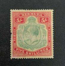 Bermuda Stamp Used/TH