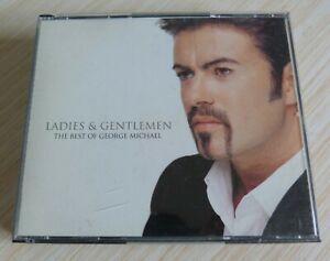 BOX 2 CD LADIES & GENTLEMEN THE BEST OF GEORGE MICHAEL 29 TITRES 2 LIVRETS