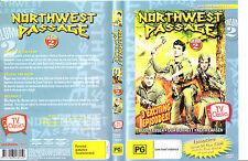 Northwest Passage:Vol 2-1958/1959-TV Series USA-3 Episodes-DVD