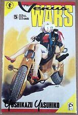The Venus Wars n. 5 di Yoshikazu Yasuhiko * Lingua Inglese