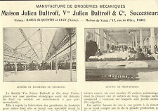 02 HARLY SAINT-QUENTIN LUCY MANUFACTURE BRODERIES JULIEN DALTROFF 1924