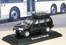 1:43 J-collection Nissan PATROL black color DieCast Model TOY Vehicles Car toy