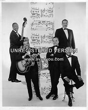 """The Ink Spots 10"""" x 8"""" Photograph no 2"""