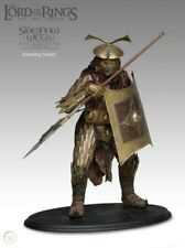 Sideshow / Weta: The Lord Of The Ring The Two Towers Easterling Soldier! Mint!