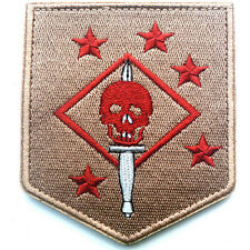 USMC MARINE RAIDERS THE UNITED STATES NARINE CORPS COMMANDOS USA ARMY PATCH #3