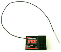 TRAXXAS 3-CH MICRO RECEIVER 6519 TQ 2.4 GHz 3 CHANNEL R/C ACCESSORY CLEAN TESTED