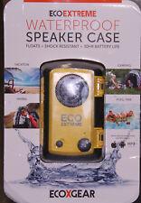 Ecoextreme Waterproof Speaker Case Floats - Shock Resistant