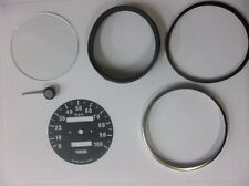 Yamaha XT500 76-79  MPH Speedometer Speedo Refurb Kit QSKUK1