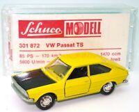 SCHUCO 1/66 NO. 301872 VW PASSAT  TS -  MINT BOXED - RARE