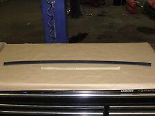OEM 67 Dodge Coronet WINDSHIELD INTERIOR CENTER TRIM DARK BLUE