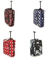 Ryanair 55cm Cabin Carry On Hand Luggage Suitcase Approved Trolley Case Bag