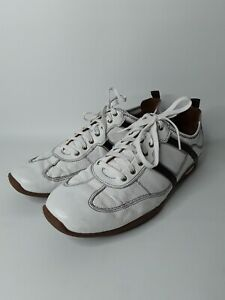 """Cole Haan Sport Driving Shoes Men's 12 M White C07282 """"Great Condition"""""""