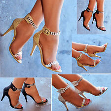 Women's Strappy, Ankle Straps Synthetic Special Occasion Shoes