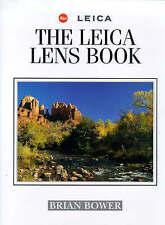 The Leica Lens Book-ExLibrary