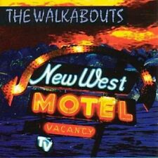 Walkabouts New west motel (1992/93) [CD]