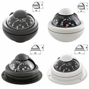Marine Kompass Bootskompass Schiffskompass Kugelkompass Motorboot-Kompass Boot