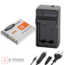 Replacement Li-ion Battery + CHARGER For Sony G Type NPBG1 NP-BG1 - DSC-H DSC-W