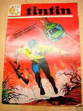 Journal de Tintin 1071 Mai 69 avec supplément